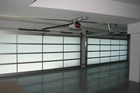 Glass Garage Doors White Rock